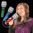 10'' Assorted Color Microphones