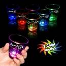 2 oz Light Up Clear Shot Glass