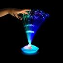 12'' Light Up Fiber Optic Center Piece