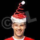 Santa Hat Spring Tree Hat