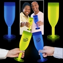 Glow Champagne Flutes
