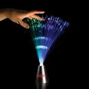 13 1/2'' Light - Up Fiber Optic Center Piece