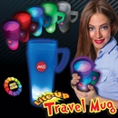 Light Up Travel Mug