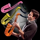 24'' Assorted Color Saxophones