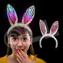 Light Up LED Bunny Ears