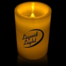 Light - Up Pillar L.E.D. Candles