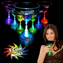 10 1/2 oz Swirl Stem Light Up Margarita