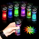 Light Up Shot Glass with Pedestal Base
