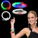Flashing LED Tube Bracelet - 11 Inches