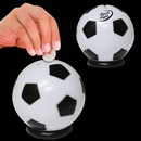 3 1/2'' Soccer Ball Sports Bank