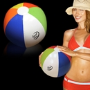16'' Multi Color Beach Ball