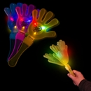 11'' Assorted Light Up Hand Clappers
