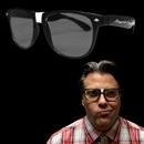 Black Frame Nerd Glasses