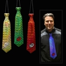 Prismatic Plastic Neckties