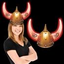 Light Up Viking Helmet