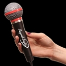 10'' Plastic Toy Microphone