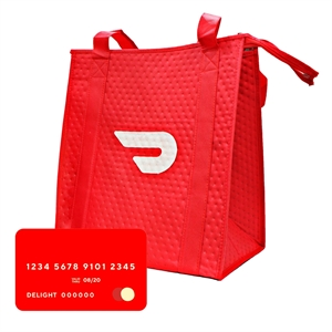 "<p class=""name"">Tote Bag + Red Card</p>"