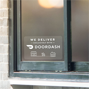 "<p class=""name"">17 x 9 Drive Thru Window Cling</p>"