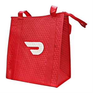 "<p class=""name"">DoorDash Insulated Tote Bag</p>"