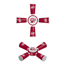 "<p class=""name"">Dr Pepper Fountain Cup Spinners</p>"