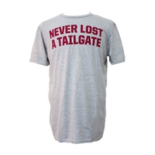 "<p class=""name"">Never Lost a Tailgate T-Shirt</p>"