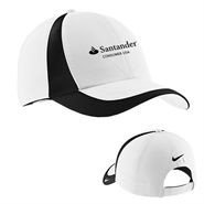 Nike Golf Dri-FIT Technical Colorblock Cap White\Black