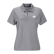 Ladies Vansport V-Tech Performance Polo