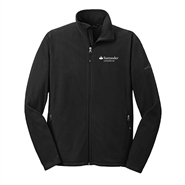 Mens Eddie Bauer Full Zip Microfleece